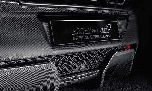McLaren MSO could build SUV, but only as custom order – report