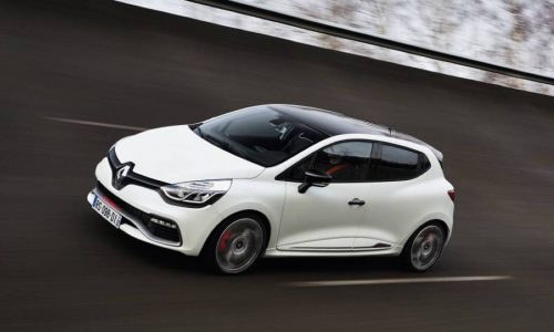 Renault Clio R.S. 220 Trophy on sale in Australia from $39,990