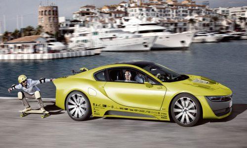 Rinspeed Etos concept revealed, based on BMW i8