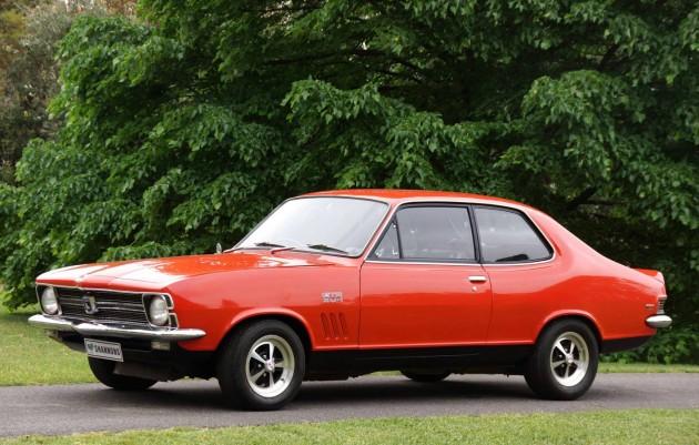 1970 Holden Torana XU-1