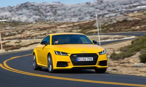 Top 10 best-selling sports cars in Australia during 2015