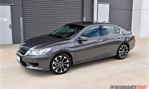 Honda Accord Sport Hybrid review (video)