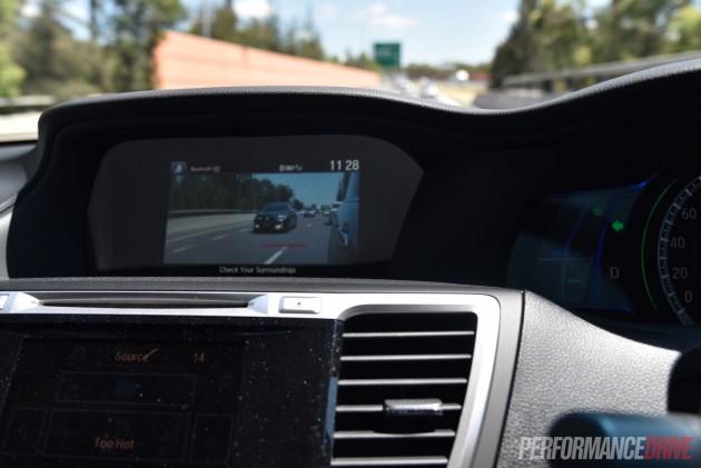 2015 Honda Accord Sport Hybrid-blind spot camera