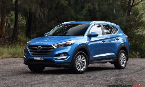 Hyundai Tucson Elite 1.6T review (video)