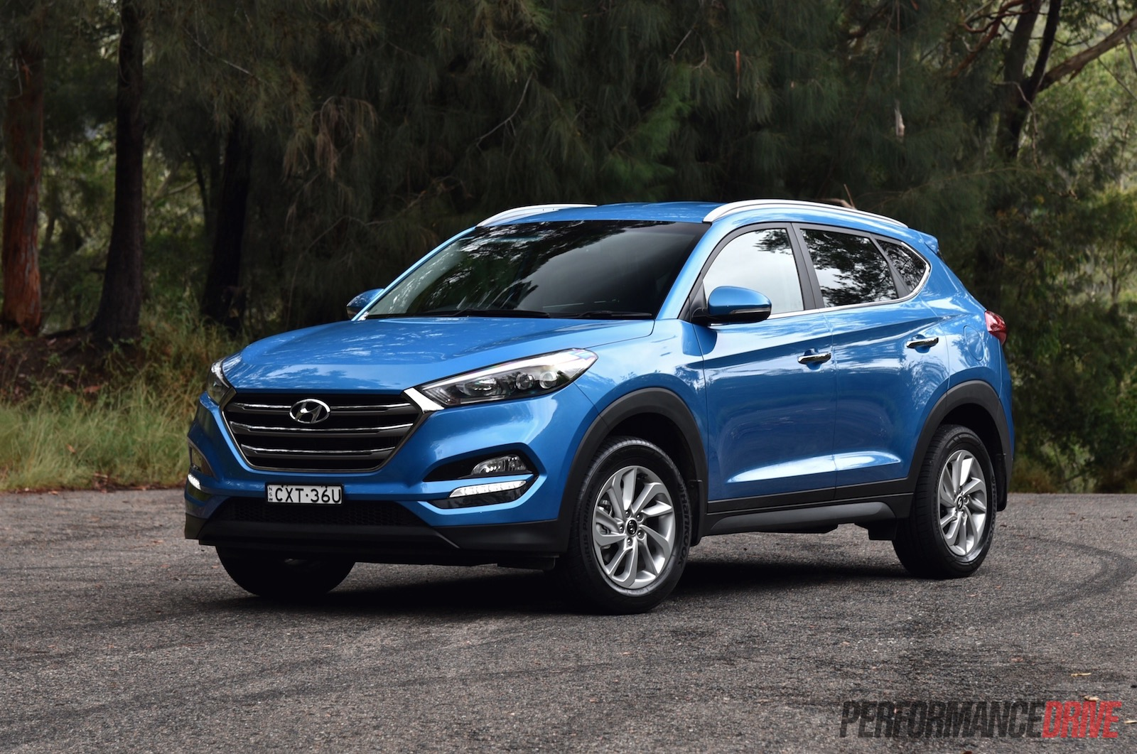 2016 Hyundai Sonata >> Hyundai Tucson Elite 1.6T review (video) | PerformanceDrive