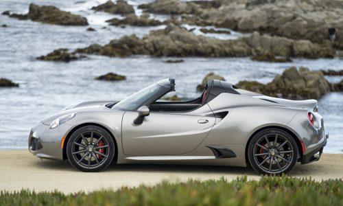 2016 Alfa Romeo 4C revealed, more customisation options