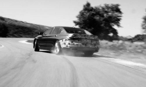 Video: 2016 Alpina B7 previewed, bespoke BMW 7 Series