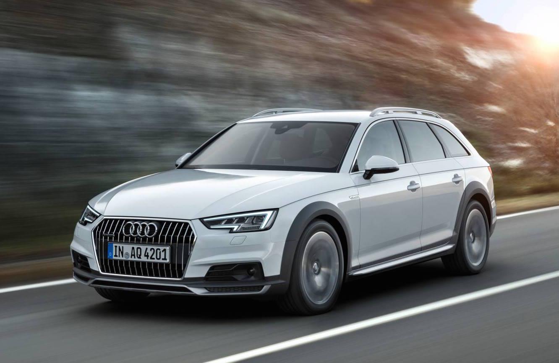 Audi A Allroad Unveiled At Detroit On Sale In Australia Q - Audi detroit