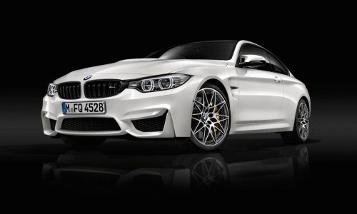 2016 BMW M3 & M4 Competition pack revealed, boosted to 331kW
