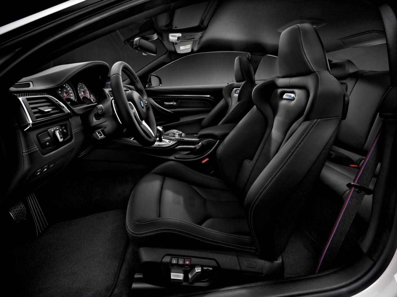 2016 bmw m4 interior