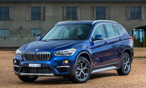 2016 BMW X1 sDrive18d & sDrive20i added to Australian lineup