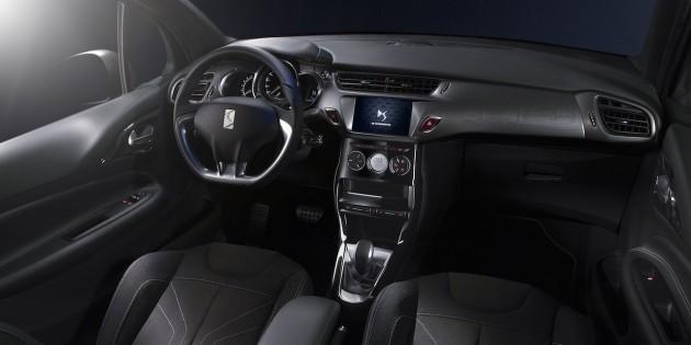 2016 Citroen DS 3-interior