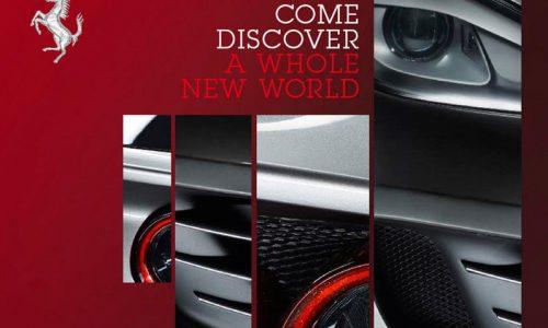 Ferrari FF update coming, to debut at Concorso d'Eleganza?