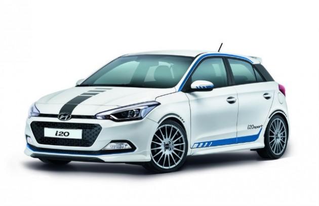 2016 Hyundai i20 Sport