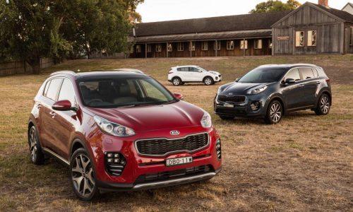 2016 Kia Sportage on sale in Australia from $28,990