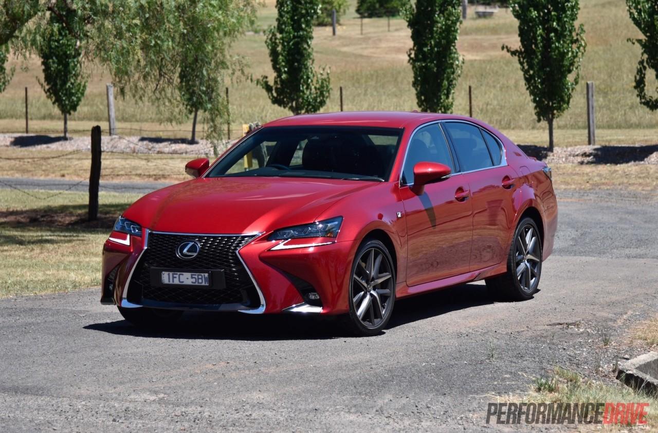 2016 Lexus GS 200t F Sport review (video) | PerformanceDrive