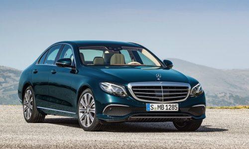 2016 Mercedes-Benz E-Class officially revealed