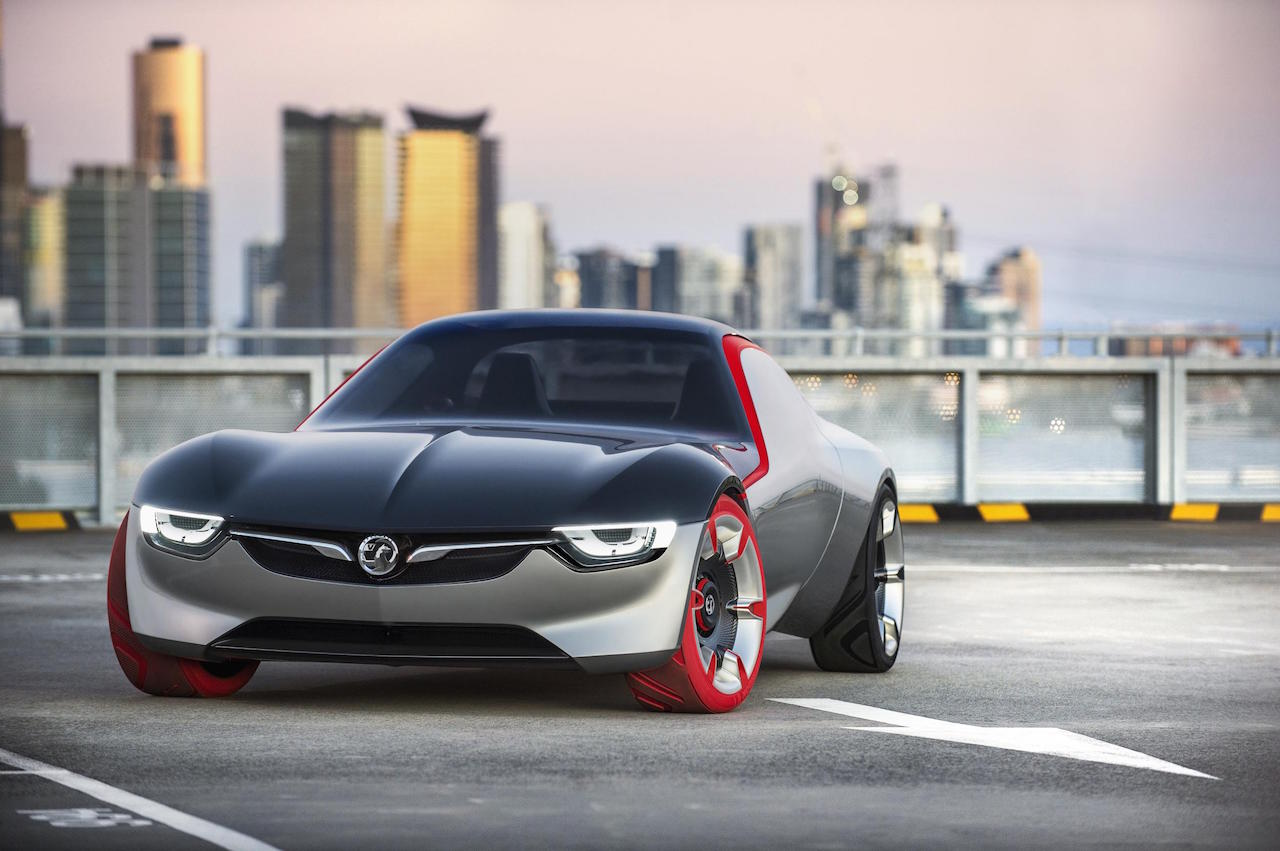 Opel Gt Concept Revealed 10l Turbo Rwd 1000kg Performancedrive Fuse Box 2016 Headlights