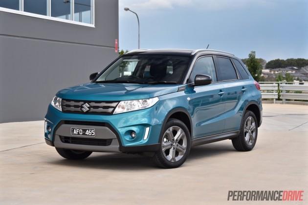 2016 Suzuki Vitara RT-S
