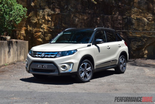 2016 Suzuki Vitara RT-X