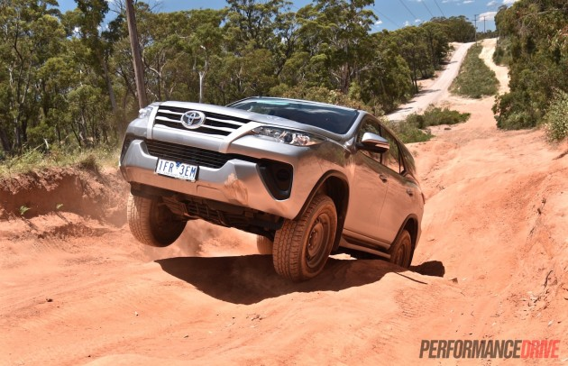 2016 Toyota Fortuner GX-off road