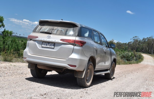 2016 Toyota Fortuner GX-taillights