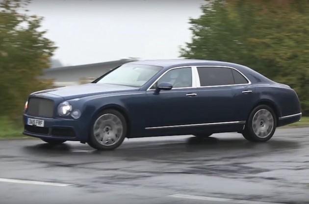 2017 Bentley Mulsanne long wheelbase