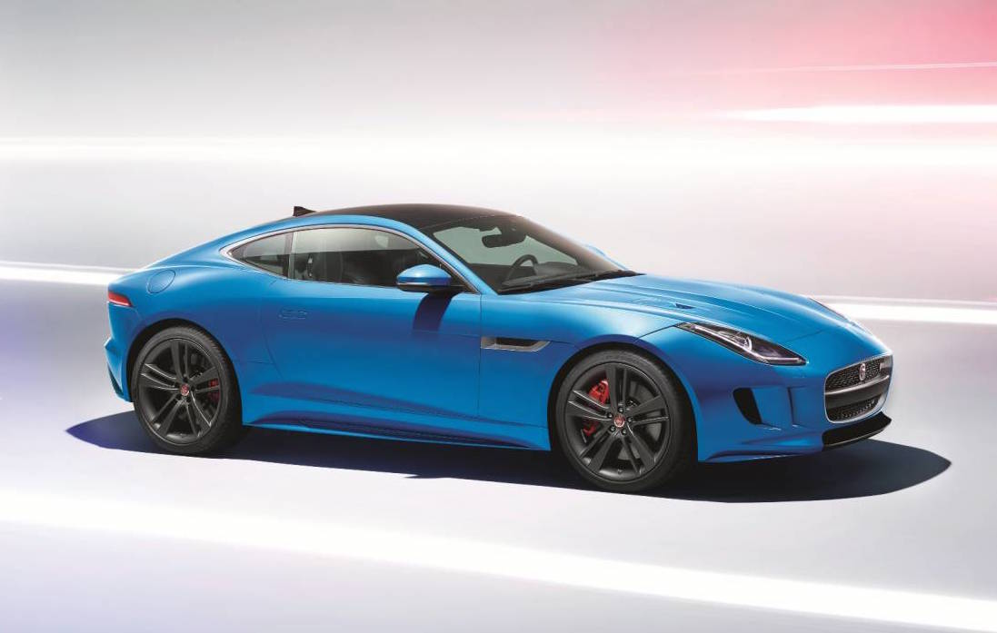 F Type Coupe >> 2017 Jaguar F-Type British Design Edition announced for Australia | PerformanceDrive