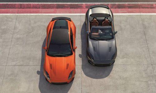 Jaguar F-Type SVR confirmed for Geneva show debut