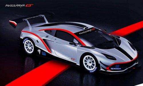 Arrinera Hussarya GT revealed, road-legal version coming