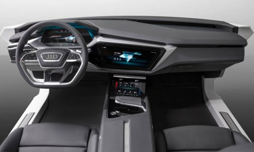 Audi unveils interior tech of the future at 2016 CES
