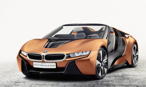 BMW i Vision Future Interaction concept debuts at CES