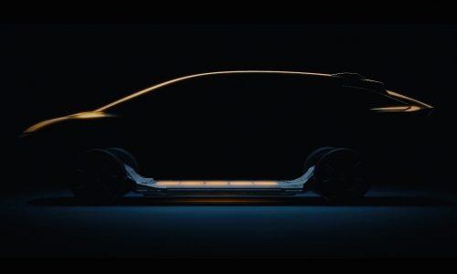 Faraday Future planning electric Tesla Model X SUV rival? (video)