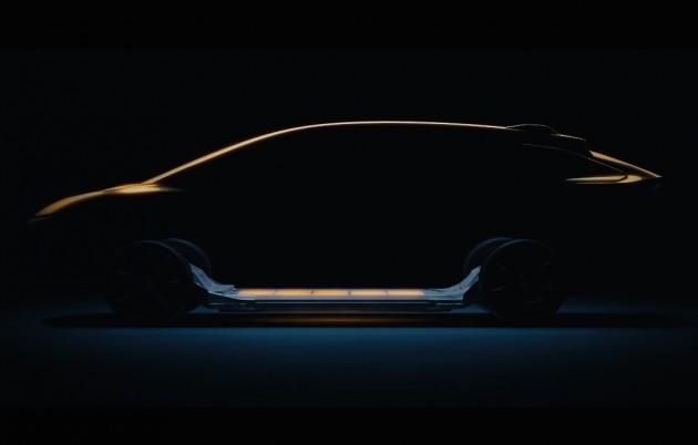 Faraday Future SUV potential