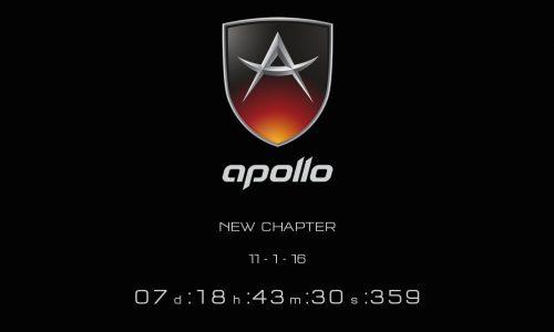 New Gumpert Apollo coming, company renamed Apollo Automobil