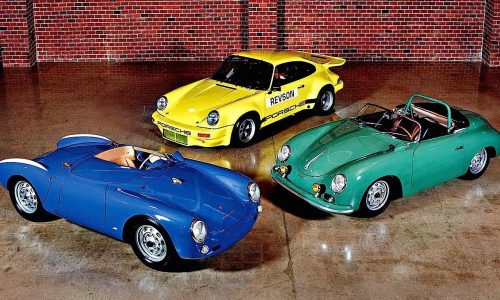 For Sale: Some of Jerry Seinfeld's Porsche classics up for auction