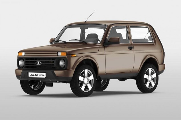 All New Lada Niva Small Suv Coming In 2018 Performancedrive