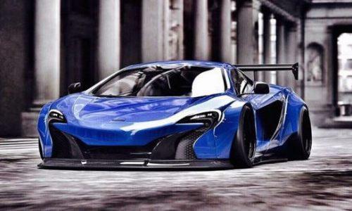 Liberty Walk plans epic wide-body kit for McLaren 650S