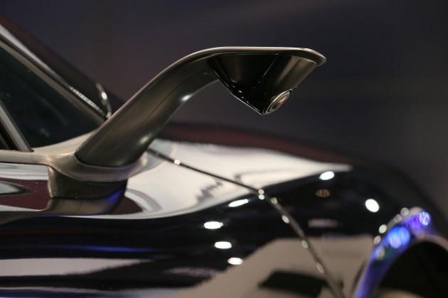 McLaren 675LT JVCKENWOOD-camera