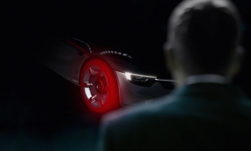 Video: Opel GT Concept previewed again before Geneva debut