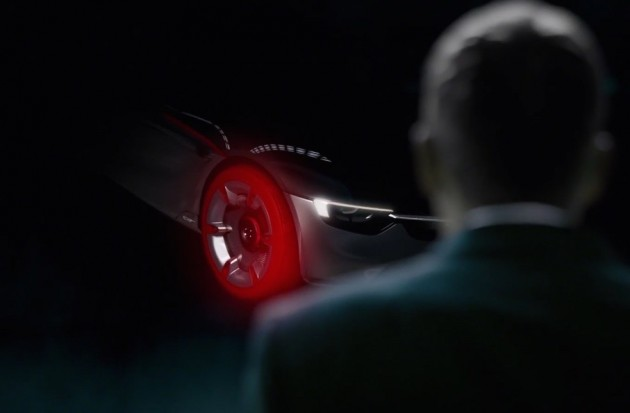 Opel GT Concept preview