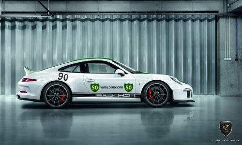 Porsche 911 R to be unveiled at Geneva show – report