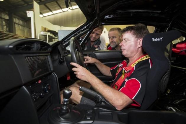 Toyota 86 Racing Series-Neal Bates