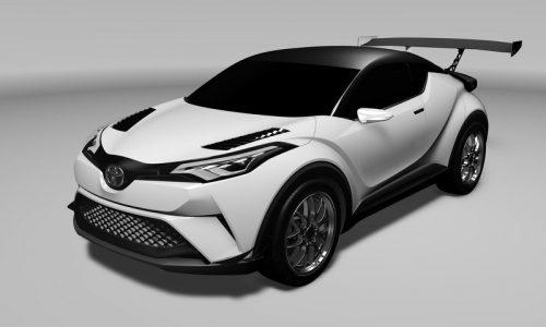Gazoo Racing Toyota C-HR racer planned for Nurburgring 24hr