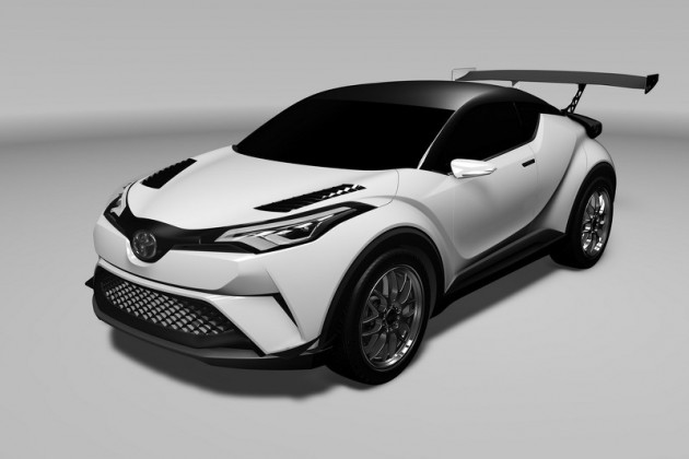 Toyota Gazoo Racing C-HR preview