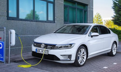 Volkswagen to introduce 20 electric & hybrid models by 2020