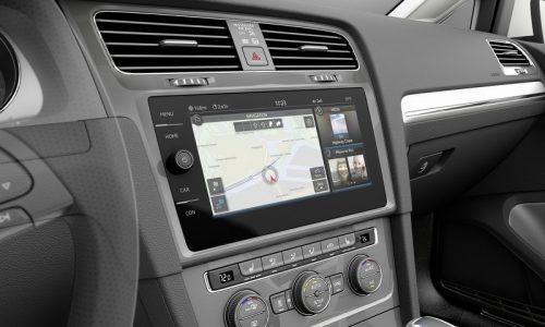 Volkswagen shows off gesture control tech with e-Golf Touch