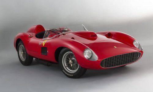 1957 Ferrari 335 S Scaglietti sells for record US$35.7 million