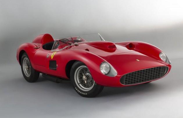 1957 Ferrari 335 Sport-front
