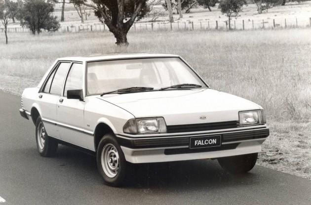 1982 Ford XE Falcon